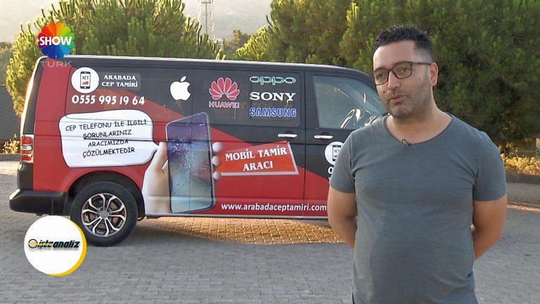 Arabada Cep Tamiri – Show Türk Röportajı